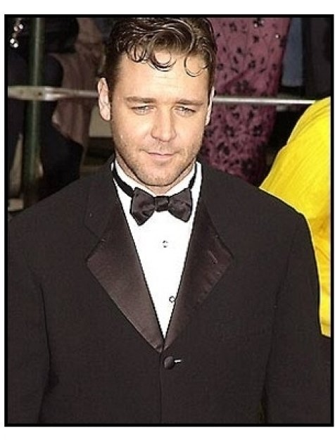 Russell Crowe at the 2001 SAG Screen Actors Guild Awards