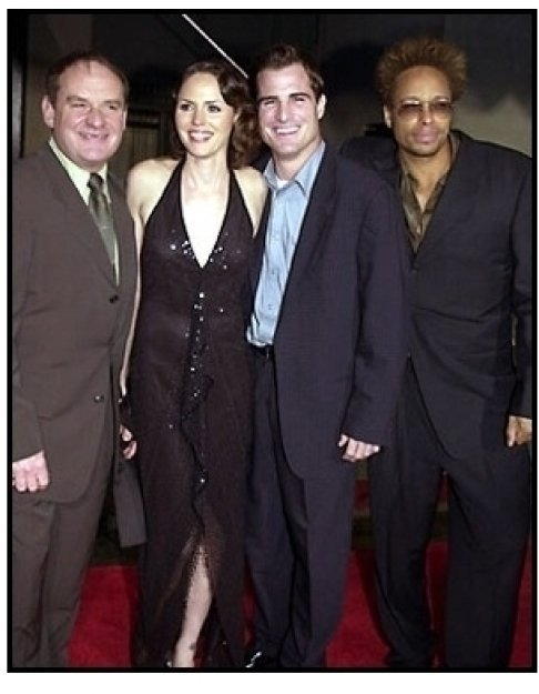CSI cast at the 2001 TV Guide Awards