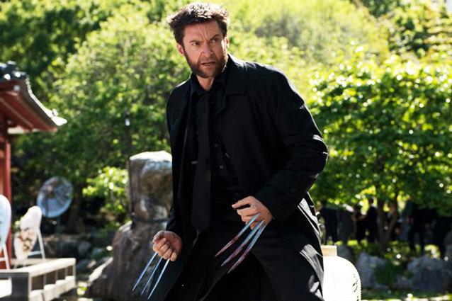 The Wolverine, Hugh Jackman