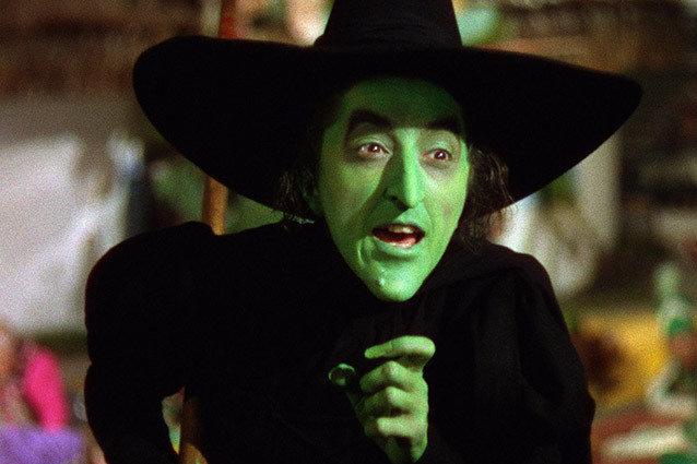 WIcked Witch of the West, Wizard of Oz