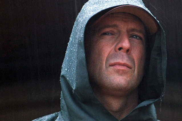 Unbreakable, Bruce Willis