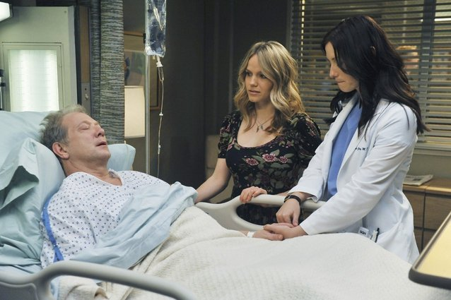 Jeff Perry, Grey's Anatomy