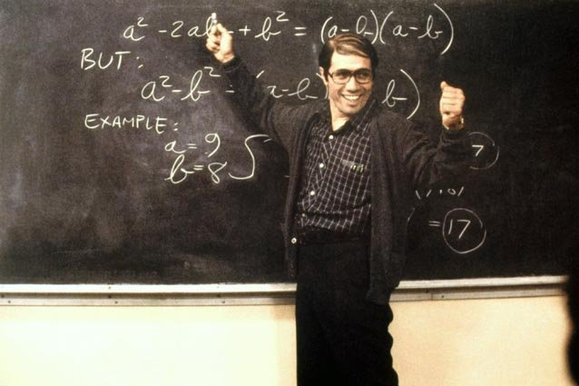 Edward James Olmos, Stand and Deliver