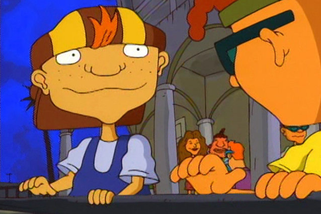 Twister, Rocket Power