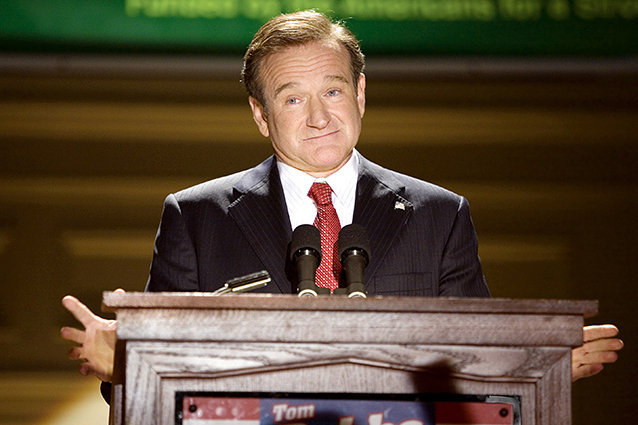 Robin Williams, Man of the Year