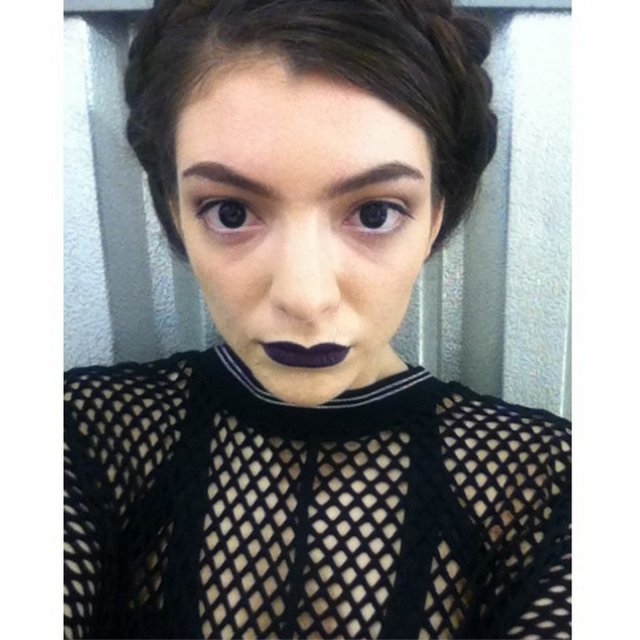 Lorde, Instagram