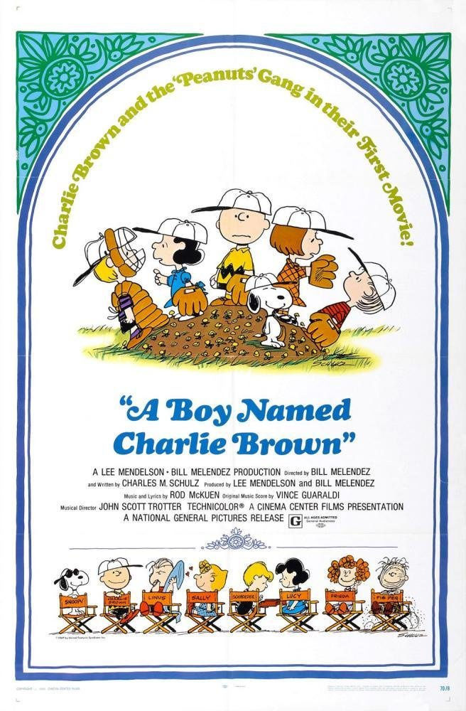 Boy Named Charlie Brown