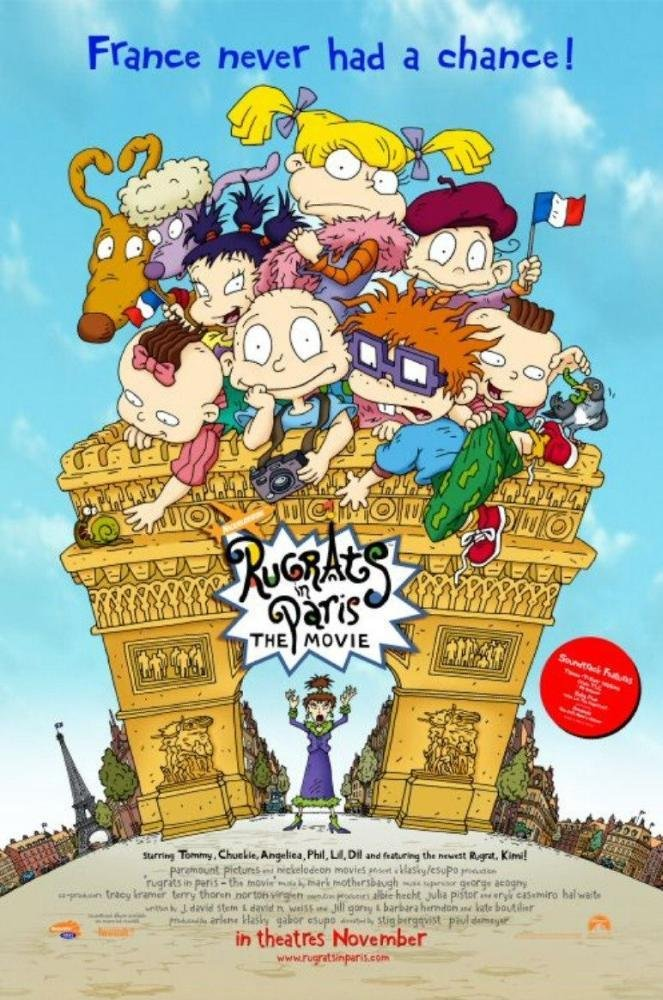 Rugrats in Paris - The Movie