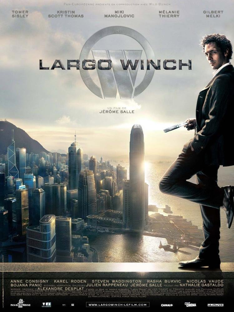Heir Apparent: Largo Winch